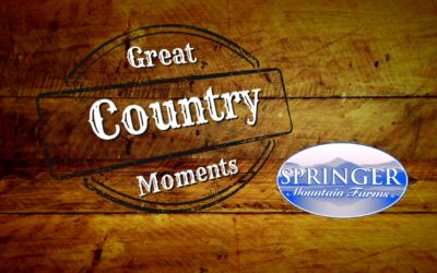 """Great Country Moments"" Coming In January"